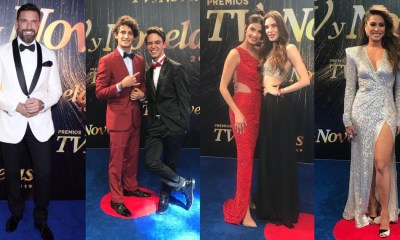 Premios TVyNovelas Mejor Peor Vestidos, Alfombra Azul Premios TVyNovelas, Premios TVYNovelas, Alfombra Roja, Fotos, Aristemo En Premios TVYNovelas