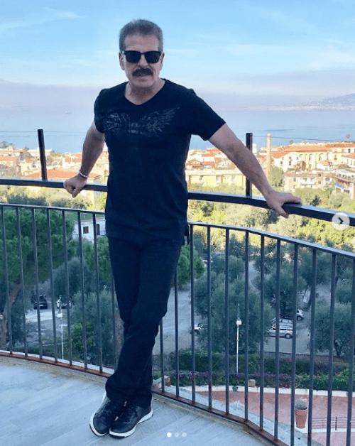 Sergio Goyri se convierte en invitado incómodo en boda de su hijo
