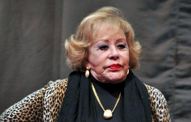 Pepillo Origel desmiente que Silvia Pinal esté en el Hospital