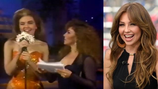 Thalía Presume Videos De Su Pasado En YouTube, Thalia, Videos, YouTube, Pasado, Thalía Revive Pasado