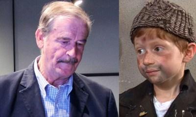Trabajos para Vicente Fox ahora que quedó pobre sin pensión