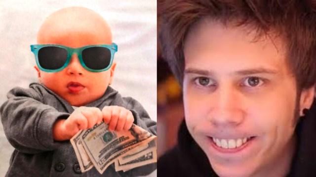 un niño de 13 años le regaló casi 70 mil pesos a un YouTuber