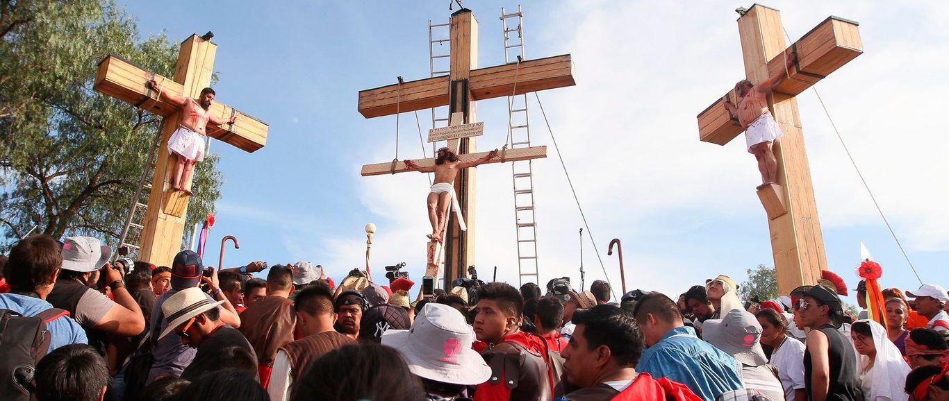 Requisitos para ser Cristo de Iztapalapa