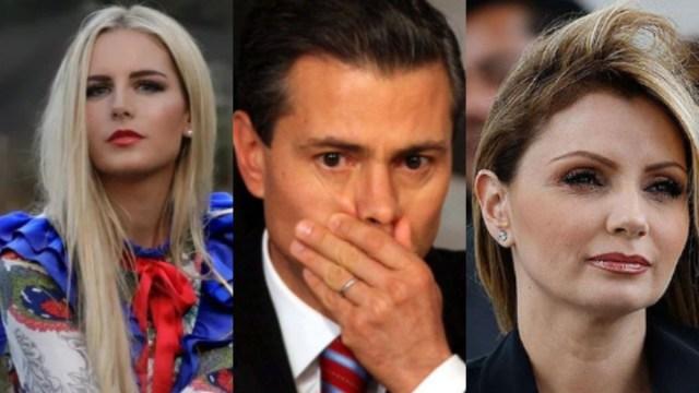 Tania Ruiz novia de Peña bebé arremete contra La Gaviota