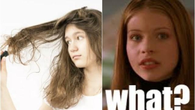 ¡OMG! Así es el síndrome del cabello imposible de peinar