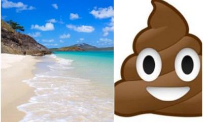 Estas son las 20 playas mexicanas con más caca