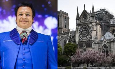 El día que Juan Gabriel enamoró a Notre Dame con Querida
