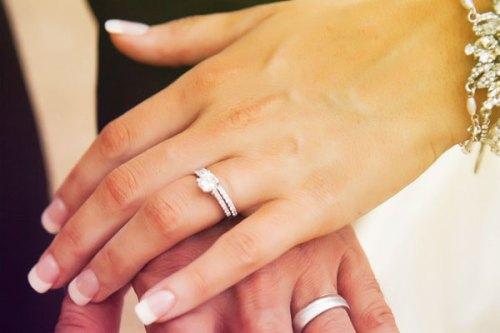 Crean anillos de compromiso con gps