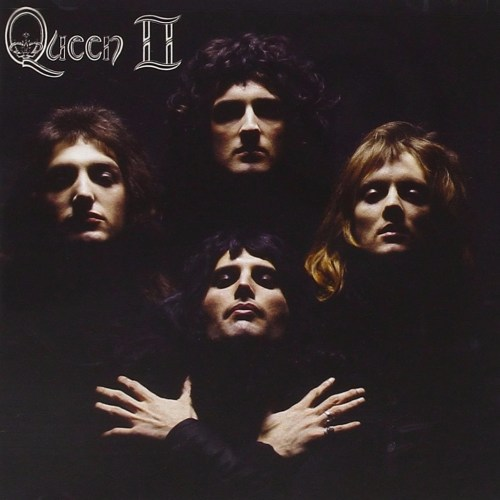 La historia de la portada del álbum Queen II de Queen