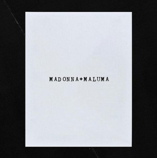 Madonna y Maluma anuncian canción juntos