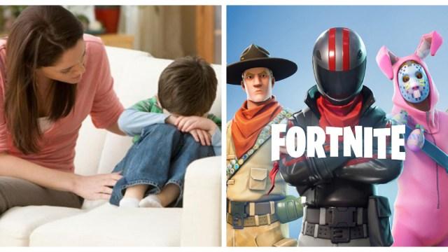 Médicos: Fortnite es tan adictivo como drogas para niños