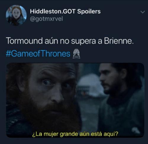 Memes segundo capítulo Game of Thrones