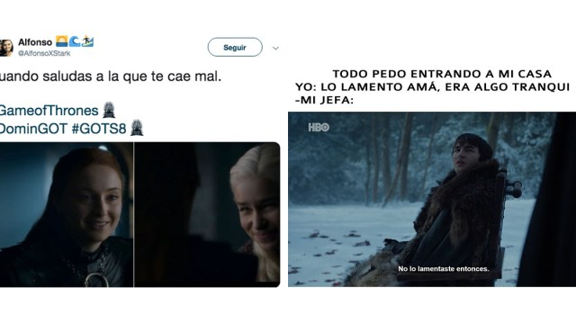 Memes, Capitulo 2, Game Of Thrones, Memes, Memes De Game Of Thrones, Memes De Arya En GOT, Memes Got