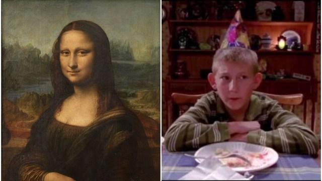 Foto Mona Lisa Decepcionante 27 Abril 2019
