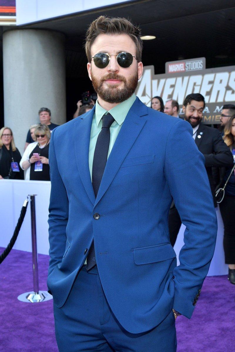 Así fue alfrombra roja de la premiere de Avengers: Endgame