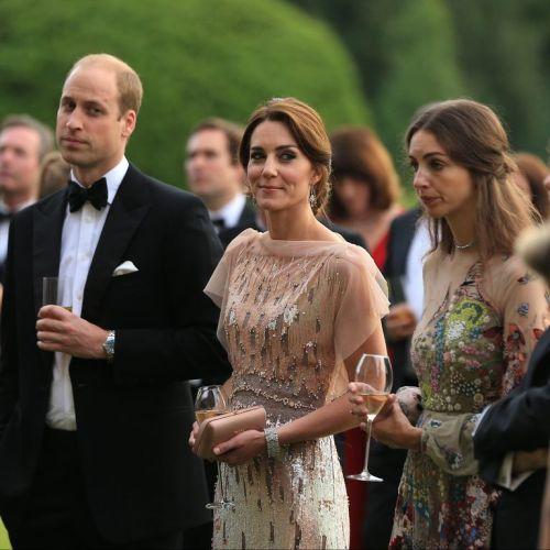 Príncipe William le fue infiel a Kate Middleton