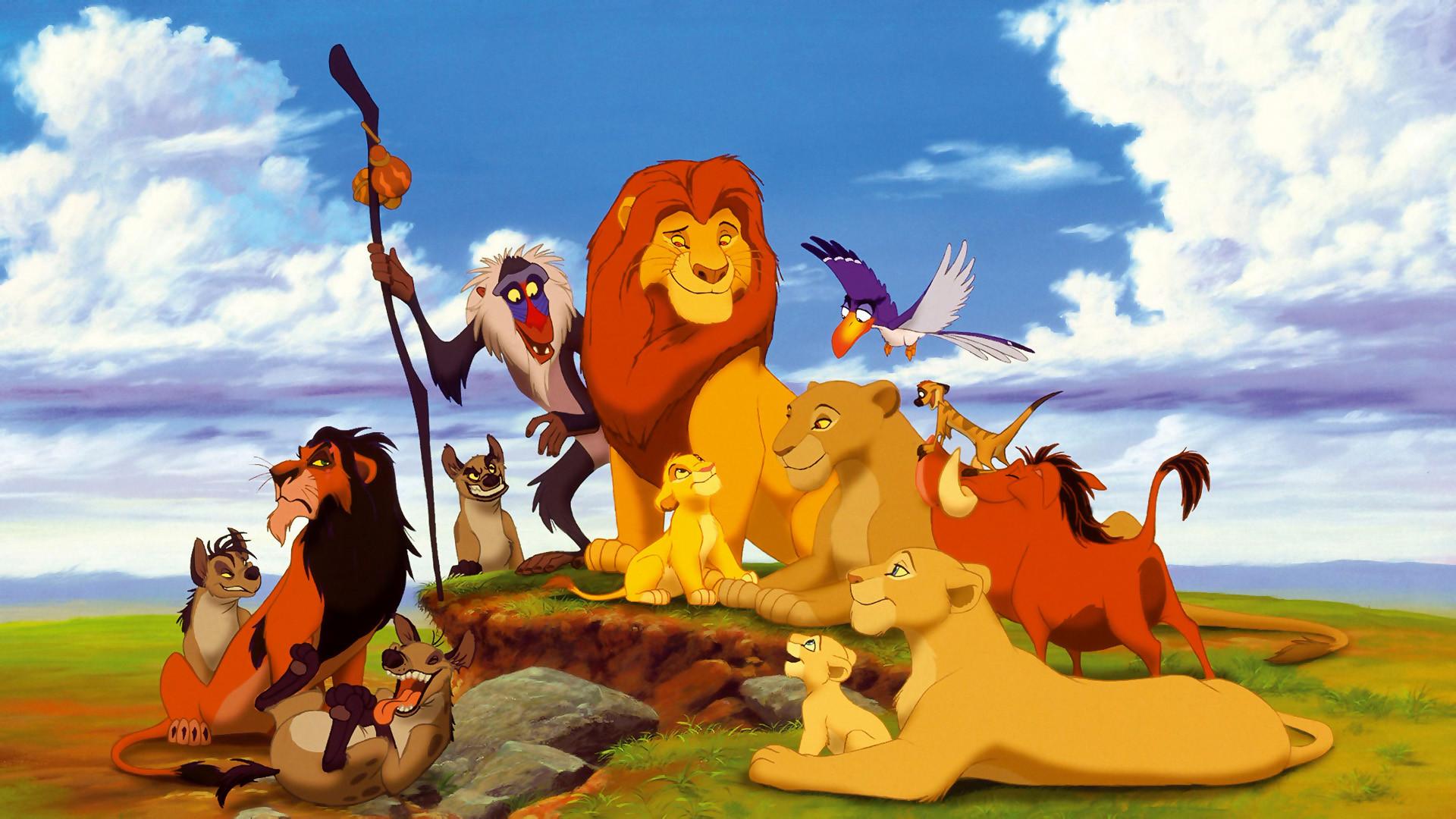 Así se ven Simba, Timón y Pumba en trailer de El Rey León