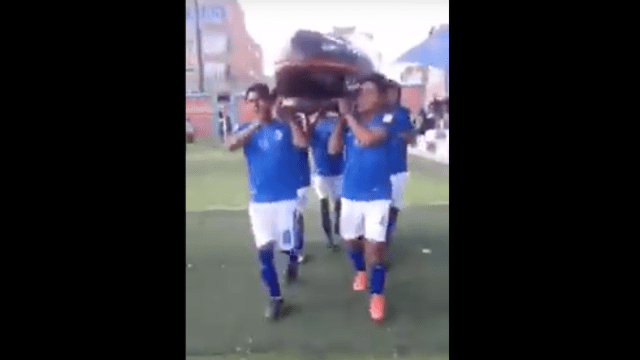 Foto Copa Ataúdes 2019 4 Mayo