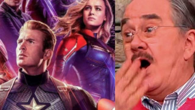 Pedrito Sola reseña de Avengers