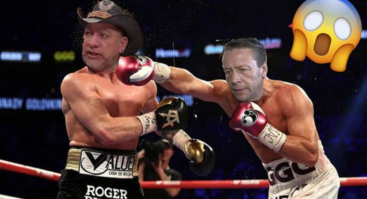 Confirman fecha de pelea Alfredo Adame vs Carlos Trejo