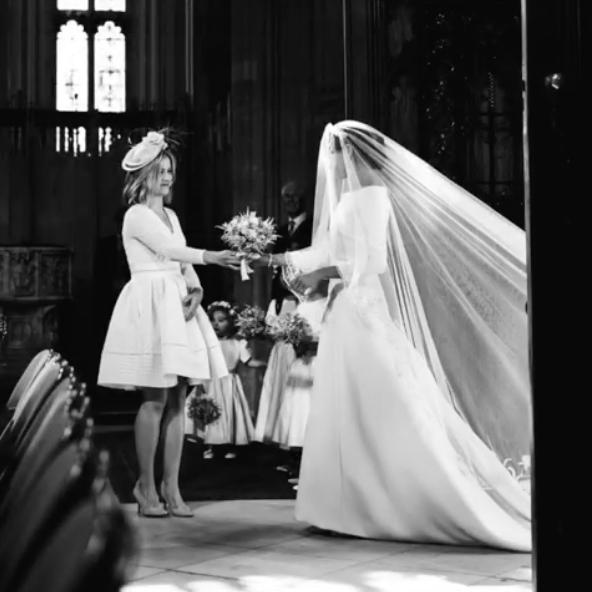 Harry y Meghan festejan su primer aniversario de bodas