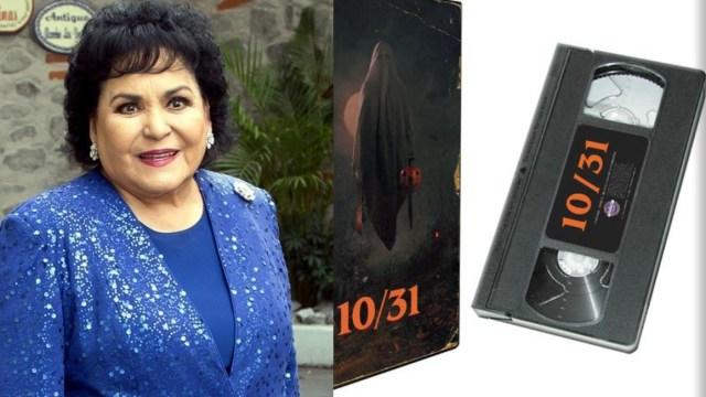 Carmen Salinas pide medicamentos para personas con VHS