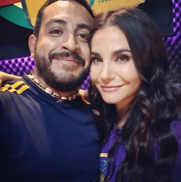 Ulises y Renata de Amarte Duele se reencuentran
