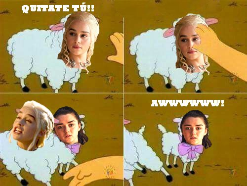 Memes del episodio 4 de Game of Thrones