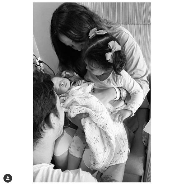 Nace el bebé de Zuria Vega y alberto Guerra