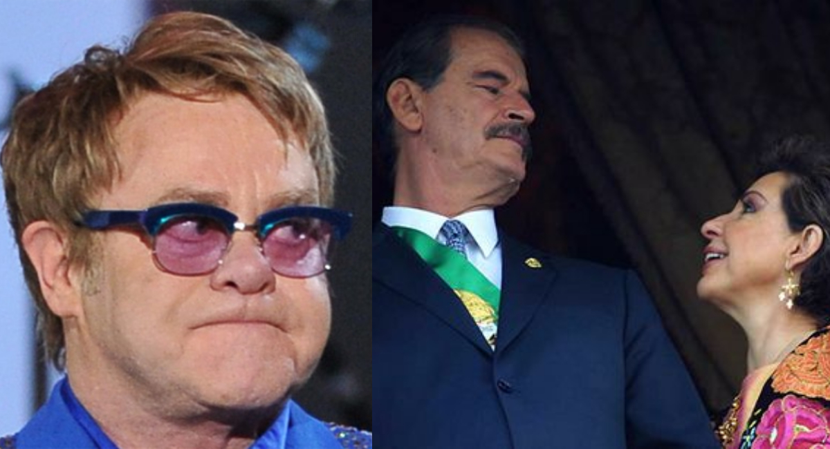 Historia Elton John Castillo Chapultepec, Origen Elton John Castillo Chapultepec, Historia Elton John Chapultepec, Elton John Concierto Chapultepec, Elton John México