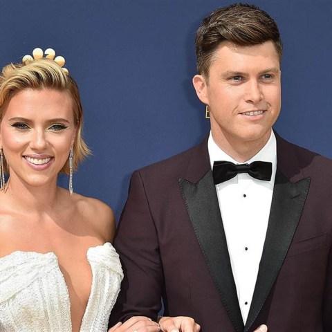 Scarlett Johansson Anuncia Boda Con Colin Jost, Scarlett Johansson Se Casa, Boda Scarlett Johansson, Scarlett Johansson, Colin Jost, Matrimonio