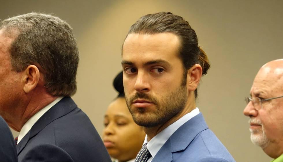 Habla pareja de hombre que mató Pablo Lyle en Miami