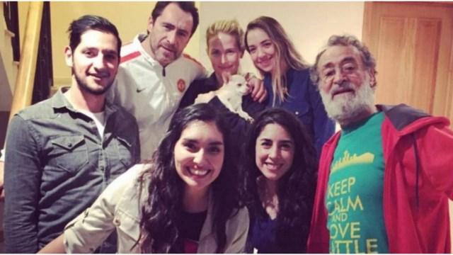 La familia Bichir nuevamente se encuentra de luto