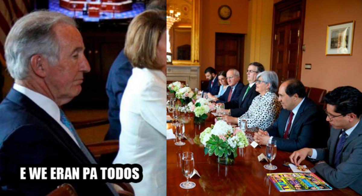 #LordCacahuates: Roberto Velasco come cacahuates en EUA