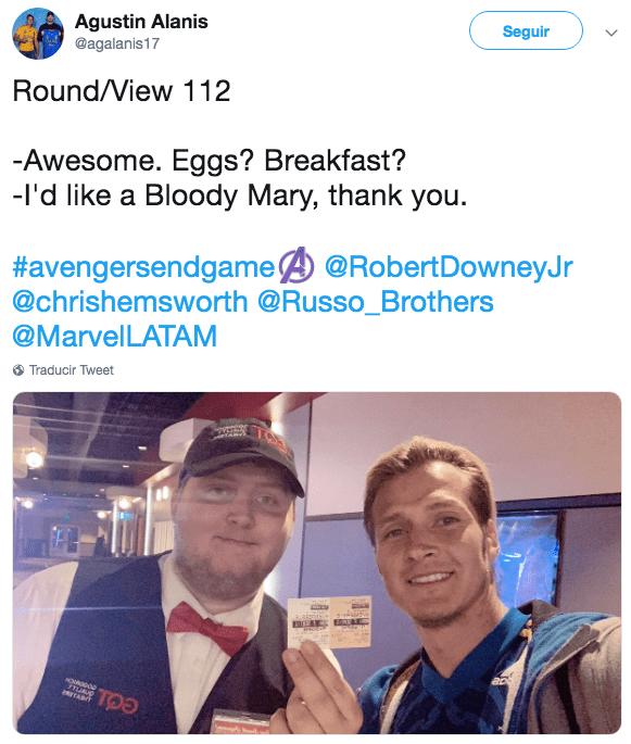 Este mexicano rompió un record tras ver Avengers Endgame más de 100 veces