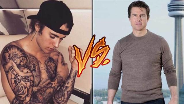 Tom Cruise, Justin Bieber, Pelea, Connor McGregor, Justin Bieber 2019, Tom Cruise 2019