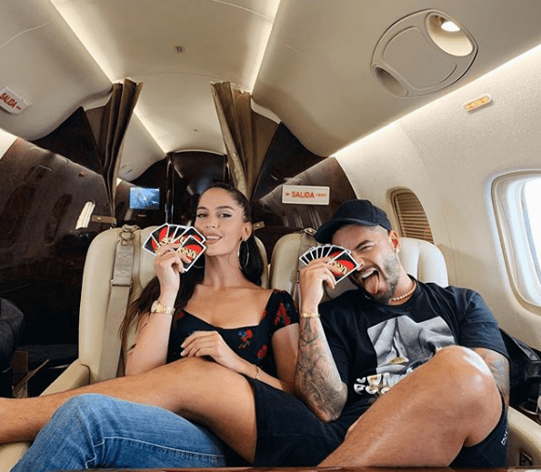 ¿Maluma será papá? Felicitación de su novia desata sospechas