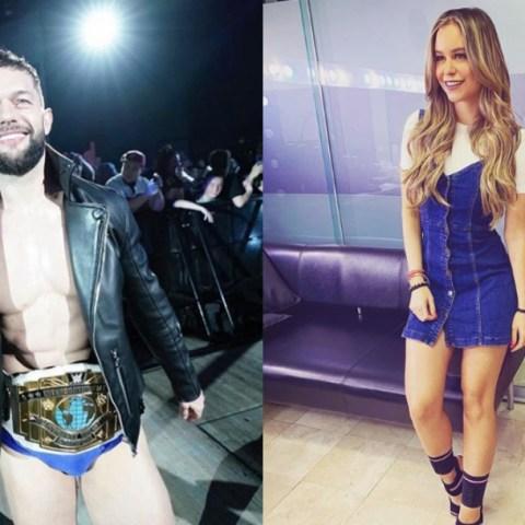 Finn Balor, Verónica Rodriguez, Novios, Romance, Finn Balor WWE, Finn Balor Instagram