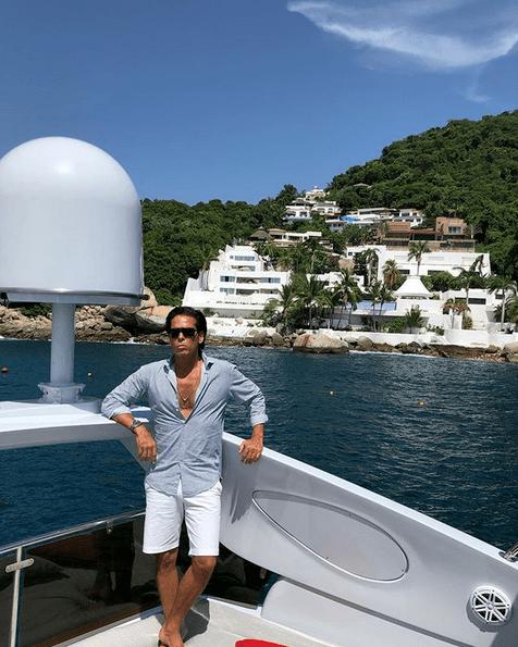 Roberto Palazuelos: Luis Miguel era un don nadie en Acapulco