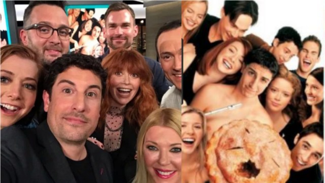 Así luce el elenco de American Pie 20 años después