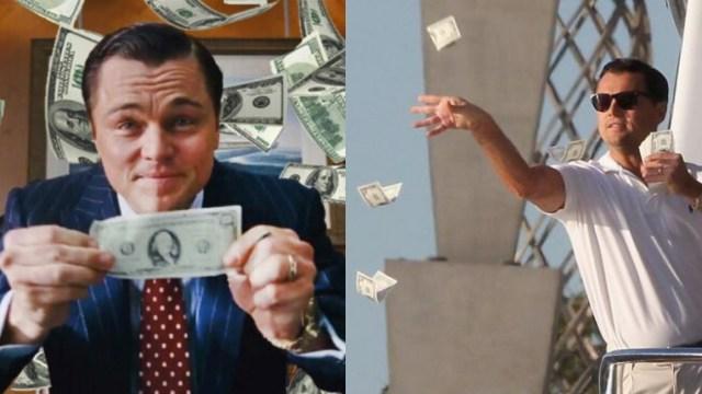 Productor Lobo de Wall Street arrestado por lavado de dinero