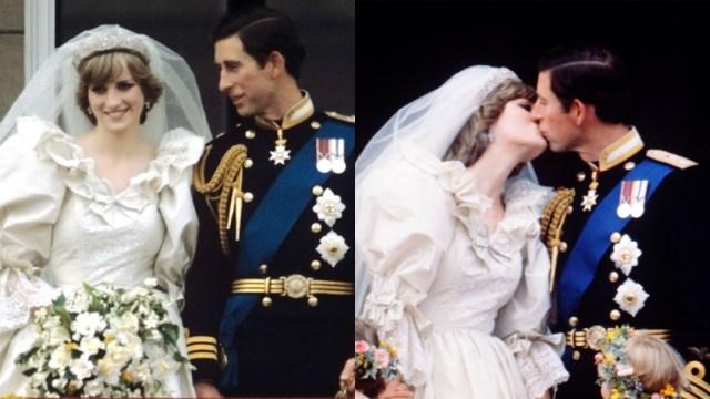 Lady Di, Príncipe Carlos, Boda, Boda Lady Di Y Carlos De Inglaterra, Boda Lady Di Iglesia, Vestido Boda Lady Di