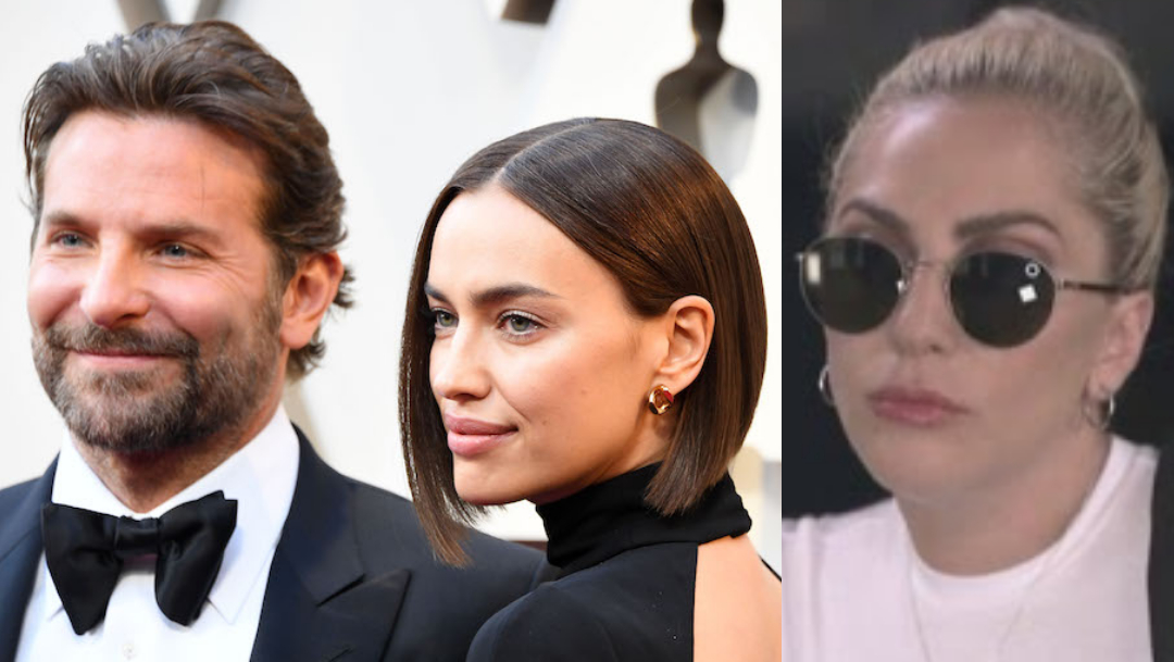 Bradley Cooper, Irina Shayk, Lady Gaga, Acuerdo Separación, Lady Gaga Y Bradley Cooper, Bradley Cooper Y Lady Gaga