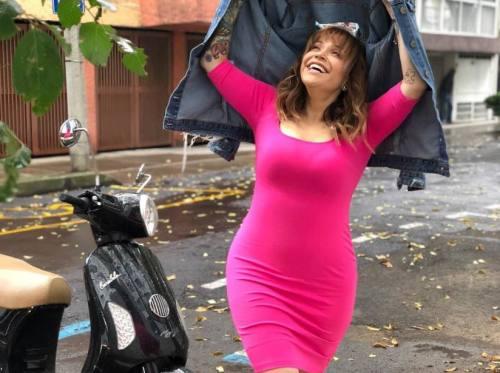 Jacqie Rivera revela cómo bajó 32 kilos