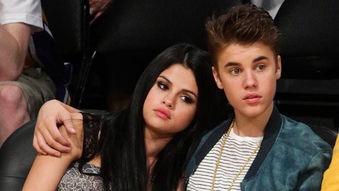 Salen a la luz todas las infidelidades de Justin a Selena Gomez