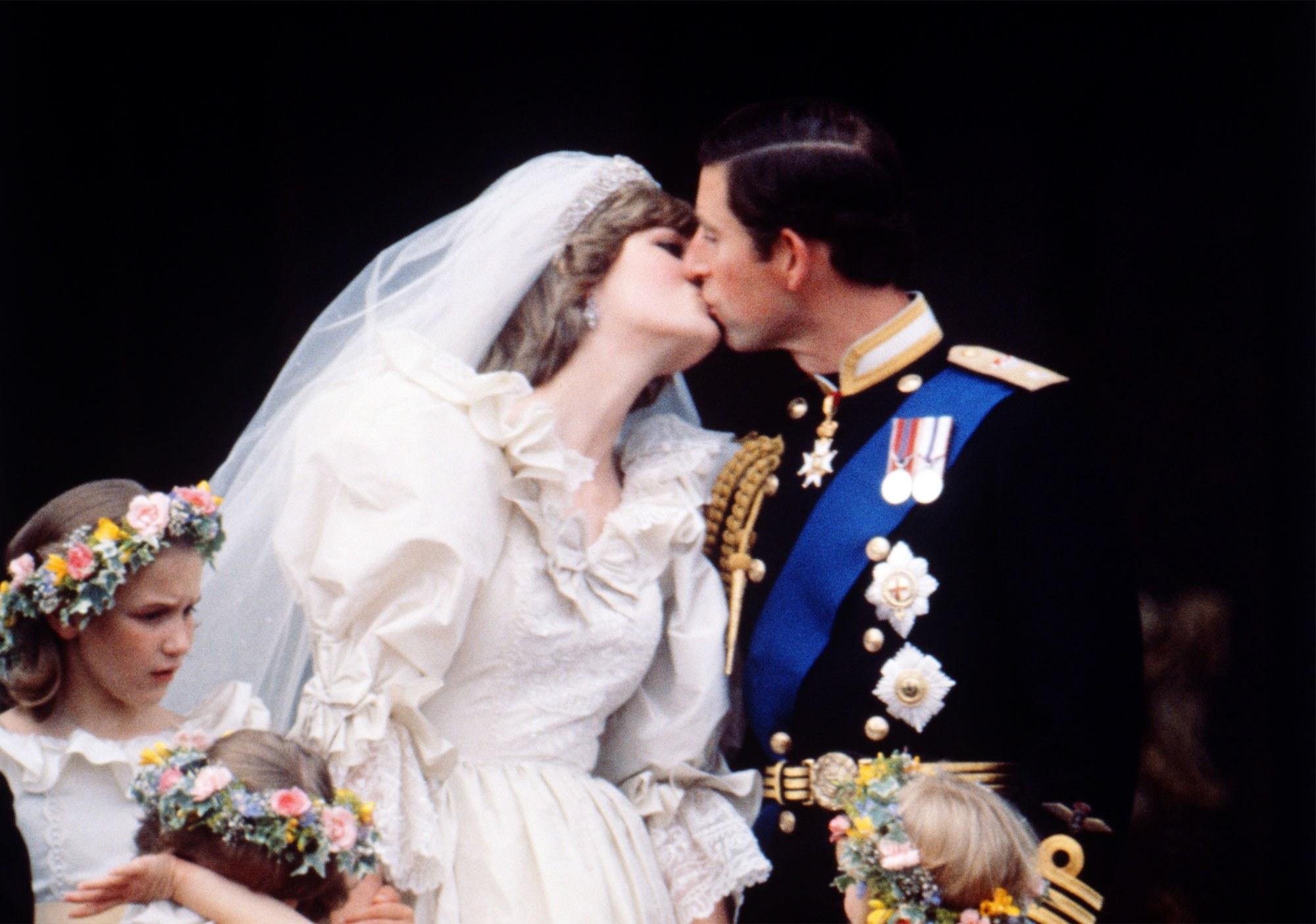 10 cosas que no sabías de la boda de Lady Di y el príncipe Carlos