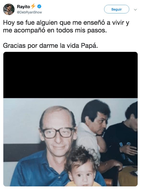 Muere el papá de los YouTubers yosstop y debrayanshow