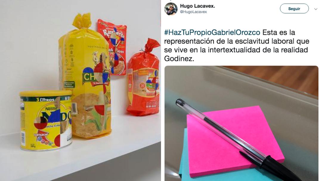 Gabriel Orozco, Haz Tu Gabriel Orozco, Gabriel Orozco Oxxo, Gabriel Orozco Artista, Oroxxo, Gabriel Orozco Obras