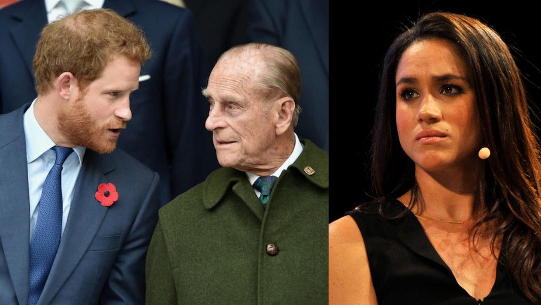 Príncipe Felipe, Príncipe Harry, Meghan Markle, Meghan Markle Y Harry, Príncipe Felipe De Edimburgo, Príncipe Harry Y William