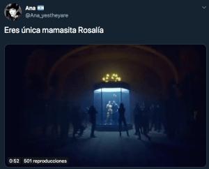 """Reacciónes a video de Rosalía con Ozuna, """"Yo x Ti Tu x Mi"""""""